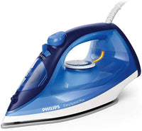 Philips EasySpeed Plus Steam Iron 2100 Watts, Blue, GC2145-26, Blue, 1 Year Brand Warranty, UAE Version