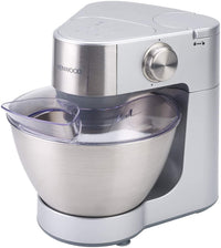 Kenwood Prospero Compact Kitchen Machine Stand Mixer 900 W, Silver, 4.3 L, KM281SI