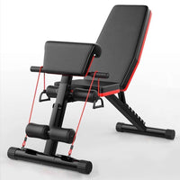 Multifunction Weight Bench ab Bench, Incline Decline Foldable Weight Lifting Bench Adjustable Sit Up Bench for Home, roman chair, weightlifting
