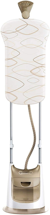 Philips GC618 ProTouch 2 in 1 Garment Steamer - White/Gold