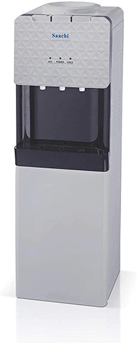 Saachi Water Dispenser NL-WD-65R-GY with a Refrigerator