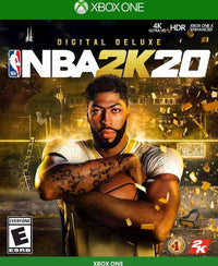 NBA 2K20 Digital Deluxe for Xbox One by 2K