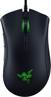 Razer Death Adder Elite Wired Optical Gaming Mouse Black/Green