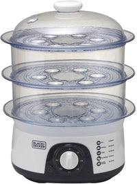 Black & Decker HS6000-B5 3 Tier Food Steamer