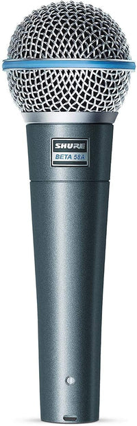 Shure Beta 58a Super Cardroid Microphone