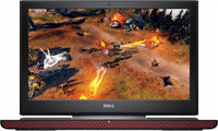 Dell Inspiron 15 7567-INS-1050-BLK 15.6-inch Gaming Laptop Black