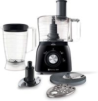 Philips Viva Collection 600 W 1.3 L Food Processor, HR7631/90