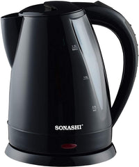 Sonashi 1.5l Cordless Kettle (Black)