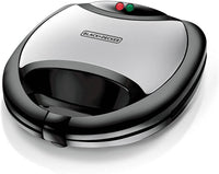 Black & Decker TS2000-B5 2 Slice Sandwich Maker