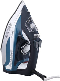 Black & Decker 2400W Steam Iron With Ceramic Soleplate X2150-B5