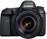 Canon EOS 6D Mark II 24-105mm f/4L IS II USM Lens, 26.2 MP