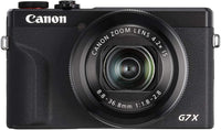 Canon PowerShot G7 X Mark III Digital Camera - Black
