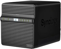 Synology disk station 418J-4bay Realtek RTD1293 1GB DDR4