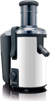 Kenwood JEP500WH 700-Watt Juicer (White/Gray)
