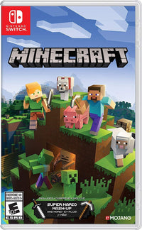 Minecraft (Intl Version) - Adventure - Nintendo Switch