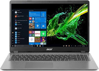 Aspire 3 Laptop With 15.6-Inch Display, Intel Core i5-1035G1 Processor/8GB RAM/256GB SSD/Intel UHD Graphics Steel Grey