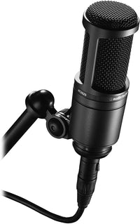 Audio Technica Cardioid Condenser Microphone - AT2020