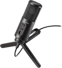 Audio-Technica ATR2500x-USB Unidirectional Condenser Streaming/Podcasting/Recording Mic