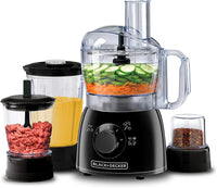 Black and Decker KR43-B5 Food Processor  ( 33 Function)