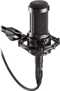 Audio-Technica 20 Series AT2035 Cardioid Condenser Side Address Microphone