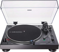 Audio-Technica AT-LP120XUSB-SV Direct Drive USB Turntable AT-LP120XUSB-BK