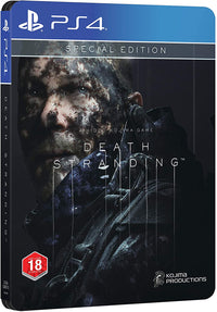 PS4 Death Stranding Special Edt
