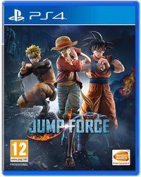 JUMP FORCE on PS4