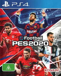 PES 2020 - Sports - PlayStation 4 (PS4) - Sports - PlayStation 4
