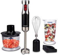 Sonashi 600w 4 in 1 Hand Blender