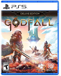 PS5 Godfall: Deluxe Edition