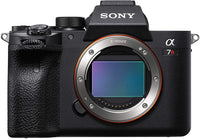 Sony Alpha 7R IV Full-frame Mirrorless Interchangeable Lens Camera, 61MP, Black, ILCE 7RM4