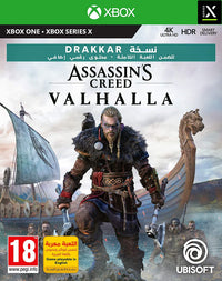 Assassin's Creed Valhalla Drakkar Editon (Xbox Series X) - UAE NMC Version