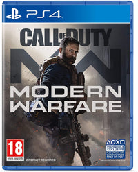 Call of Duty: Modern Warfare (Intl Version) - PlayStation 4 (PS4)