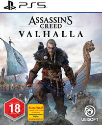 PS5 Assassins Creed Valhalla