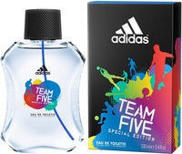 Adidas Team Five EDT 100 ML For Men