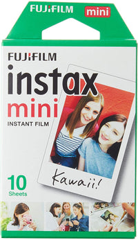 Fujifilm 16386004 Instax Film 10 Shot Pack - White
