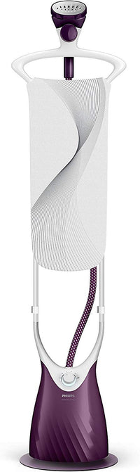 Philips GC558/36 Comfort Touch Plus Garment Steamer - Purple