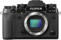 Fujifilm X-T2 Mirrorless Digital Camera Body