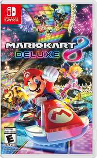 Mario Kart 8 Deluxe (Intl Version) - Racing - Nintendo Switch