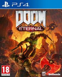 Doom Eternal (Intl Version) - PlayStation 4 (PS4)