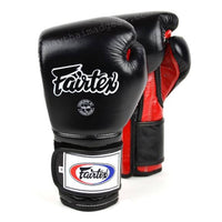 Fairtex Boxing Gloves BGV9 Black Red