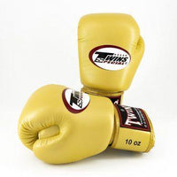 TWINS SPECIAL BOXING GLOVES BGVLA2 AIR FLOW GOLD