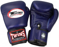 TWINS SPECIAL BOXING GLOVES BGVL3 NAVY BLUE