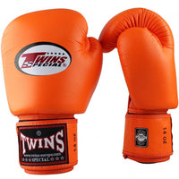 TWINS SPECIAL BOXING GLOVES BGVL3 ORANGE