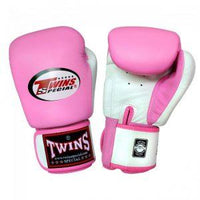 TWINS SPECIAL BOXING GLOVES BGVL-2T PINK/WHITE
