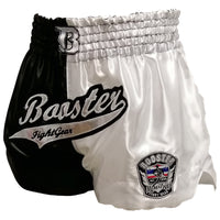 Booster Shorts BS 22 Black White