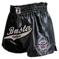 Booster Shorts BS 22 Black Grey
