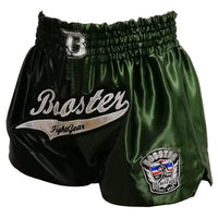 Booster Shorts BS 22 Black Green