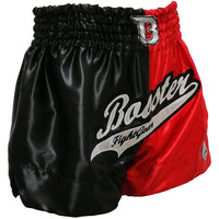 Booster Shorts BS 22 Black Red
