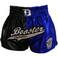 Booster Shorts BS 22 Black Blue